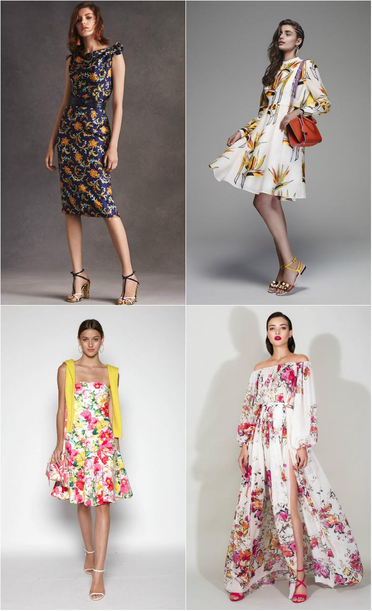 d8e796f6a891 ... de la Renta, χύμα λουλούδια φορέματα Monique Lhuillier, Zuhair Murad,  Valentino - όλο αυτό δημιουργεί μια ανοιξιάτικη διάθεση, ακόμη και τώρα,  μόνο από ...