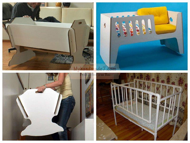 Ограничители для детской кроватки: какой лучше изготовить? 67