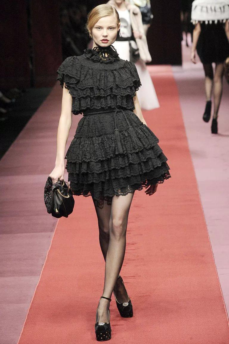Современная мода платья