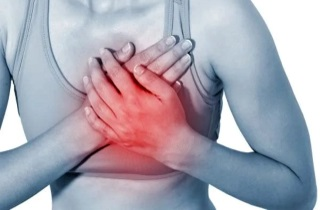 Тяжело дышать лежа на спине давит на грудную клетку лежа